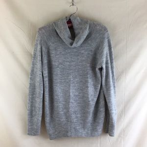 H&M Gray Cowl neck Sweater Size XS